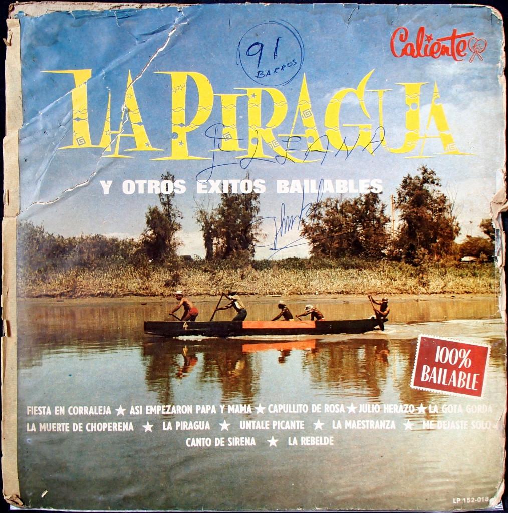 La Piragua y otros éxitos bailables