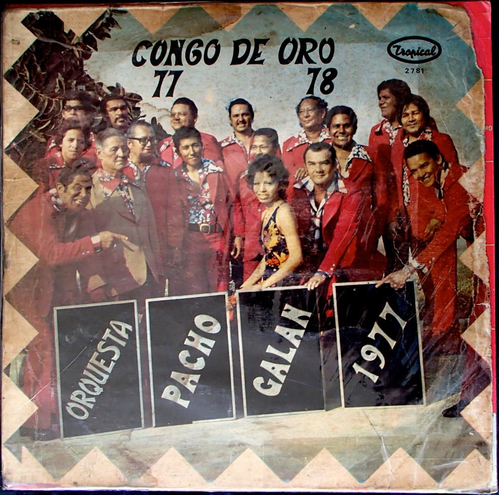 Congo de oro album cover