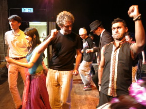Audience Dancers